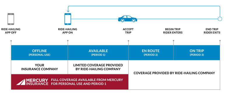 ride-hailing infographic